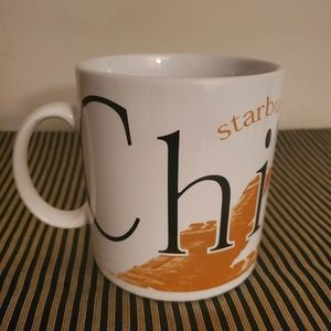 Starbucks Chicago City Mug Collector Series